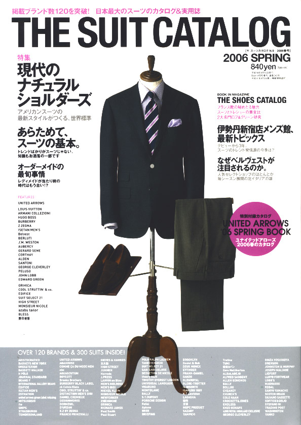 THE SUIT CATALOG
